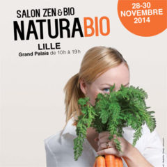 Conférence sur l'habitat au salon Naturabio 2014