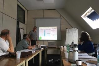 Formation champs électromagnétiques avec Alain Richard