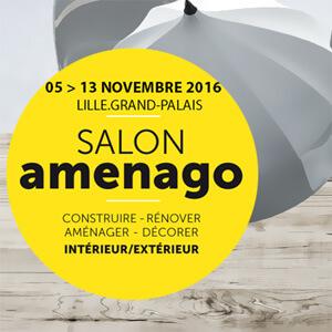 Amenago à Lille, novembre 2016
