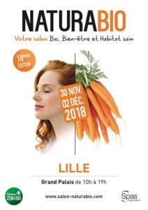 Naturabio à Lille 2018