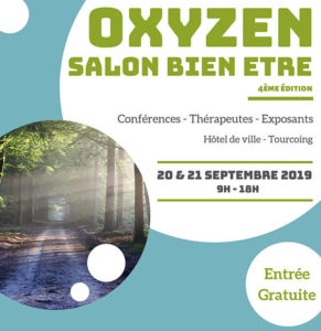 Oxyzen, salon du bien-être 2019