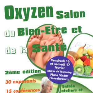 Salon Oxyzen à Tourcoing, février 2018